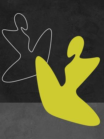 Yellow Girl by Felix Podgurski
