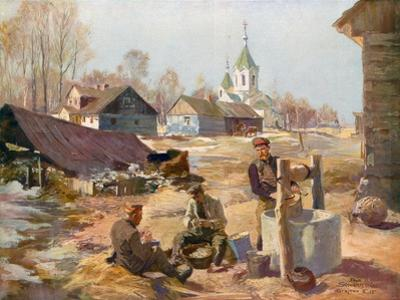 Peaceful Work Behind the Front in Russian Poland