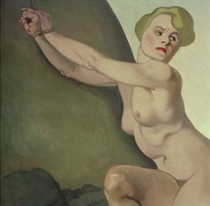 Andromeda by Félix Vallotton