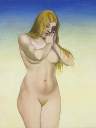 Blond Nude, 1921 by Felix Vallotton