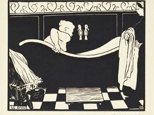 The Bath, 1894 by Félix Vallotton