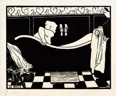 The Bath by Félix Vallotton