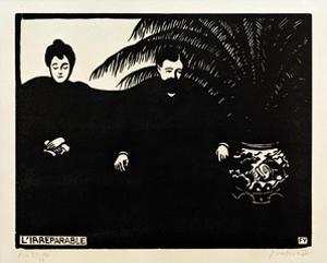The Irreparable by Félix Vallotton