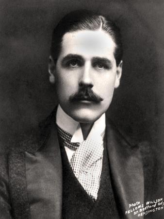 Kennerley Rumford (1870-195), English Baritone, Early 20th Century