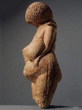 Female Figurine (Venus of Kostenk), 23,000-21,000 BC