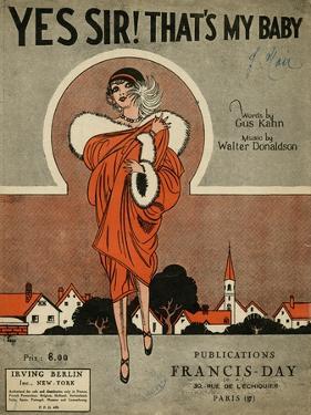 Female Type, My Baby 1925