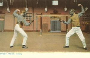 Fencing, West Point, New York
