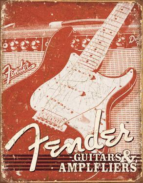 Fender - Weathered G&A