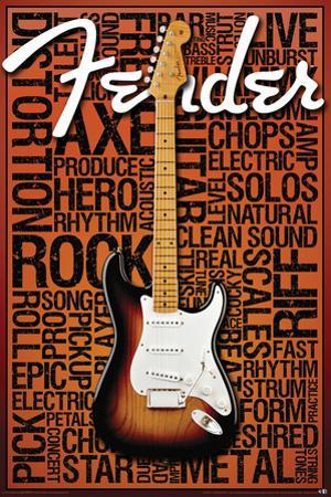Fender Words