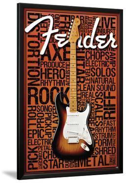 Fender Words
