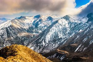Balang Mountain by Feng Wei Photography