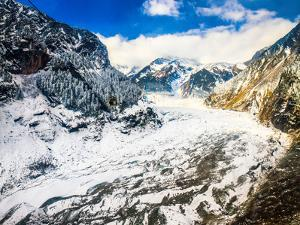 Hailuogou Glacier Park, Sichuan China by Feng Wei Photography