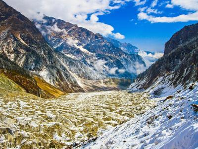 Valley of Glacier, Hailuogou, Sichuan China by Feng Wei Photography