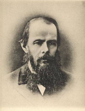 Feodor Dostoievski Russian Writer