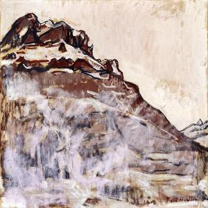 Mettenberg, 1912 by Ferdinand Hodler