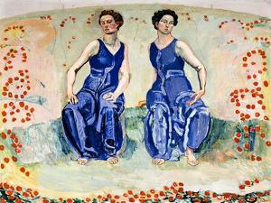 The Sacred Hour, c.1907-11 by Ferdinand Hodler