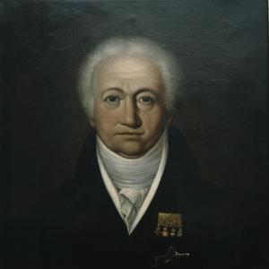 Portrait of Goethe, 1816 by Ferdinand Jagemann