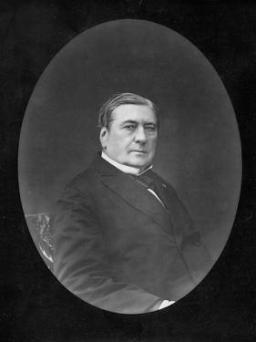 Eugene Labiche by Ferdinand Mulnier