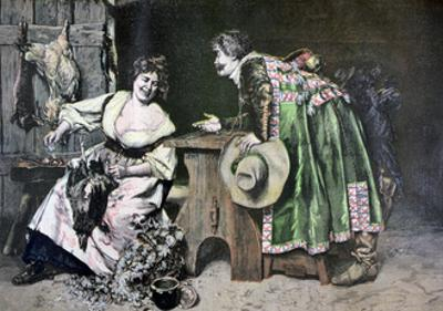 Gallant Remarks, 1893