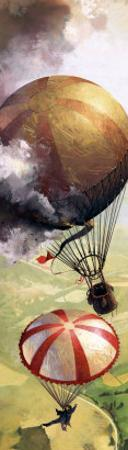 The Story of the Parachute: The Sky-Divers