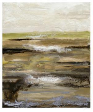 Organic Landscape IV by Ferdos Maleki