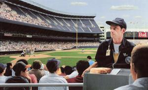 Yankee Stadium by Ferguson