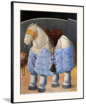 El Caballo del Picador by Fernando Botero