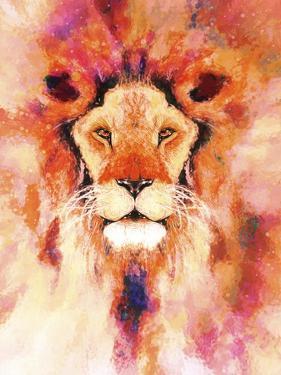 Lion Mix 1-XL by Fernando Palma