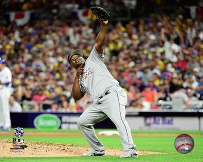 Fernando Rodney 2016 MLB All-Star Game