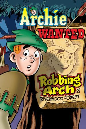 Archie Comics Cover: Archie No.618 Robbing Arch