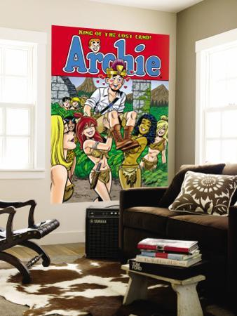 Archie Comics Cover: Archie No.621 King Of The Lost Land!