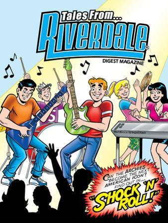 Archie Comics Cover: Tales From Riverdale Digest No.15