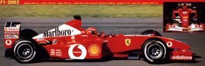 Ferrari Formula 1 2002