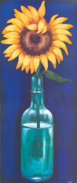 Bottled Flowers I by Ferrer