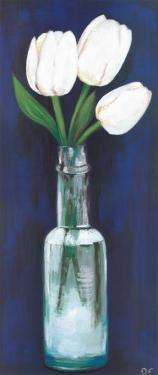 Bottled Flowers III by Ferrer