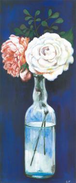 Bottled Flowers VI by Ferrer