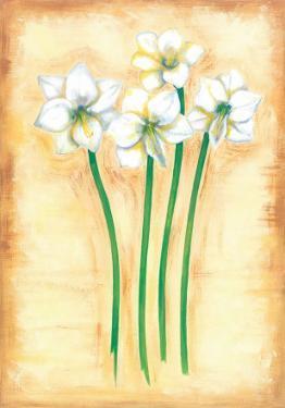 Flowers In Movement II by Ferrer