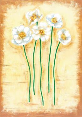 Flowers In Movement III by Ferrer