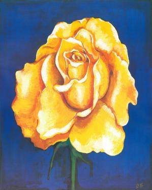 Great Golden Rose by Ferrer
