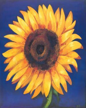 Great Sunflower by Ferrer