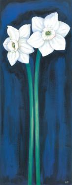 Narcissus In Blue II by Ferrer