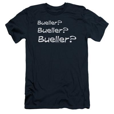 Ferris Bueller's Day Off - Bueller? (slim fit)