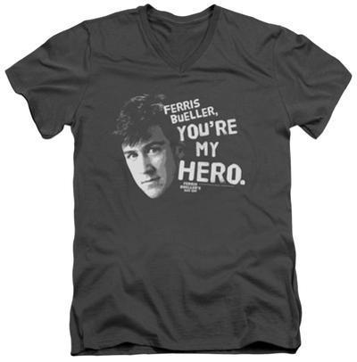Ferris Bueller's Day Off - My Hero V-Neck