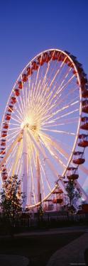 Ferris Wheel, Navy Pier Park, Chicago, Illinois, USA