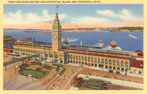 Ferry Building, San Francisco, California