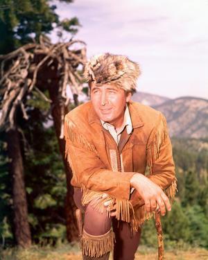 Fess Parker - Daniel Boone