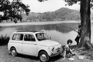 Fiat 500 Giardiniera, C1962
