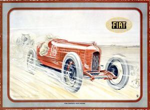 Fiat Racing Roadster, c.1924