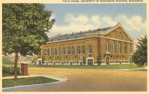 Field House, University of Wisconsin, Madison