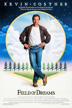 FIELD OF DREAMS [1989], directed by PHIL ALDEN ROBINSON.